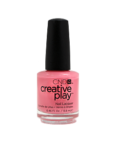 CND Creative Play Vernis # 404 Oh! Flamingo - bouteille