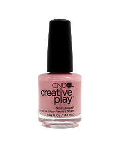 CND Creative Play Polish #406 Blush On U - bottle