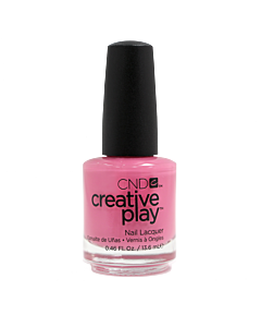 CND Creative Play Polish #407 Sexy + I Know It - bottle