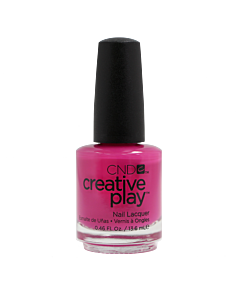CND Creative Play Polish #409 Berry Shocking - bottle