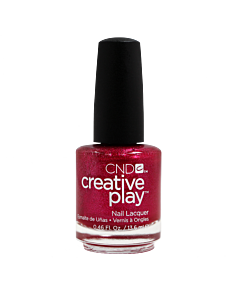 CND Creative Play Polish # 414 Flirting with Fire - bottle