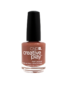 CND Creative Play Vernis # 418 Nuttin' To Wear - bouteille