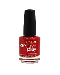 CND Creative Play Polish # 419 Persimmon-ality - bottle