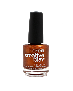 CND Creative Play Polish # 420 Lost in Spice - bottle