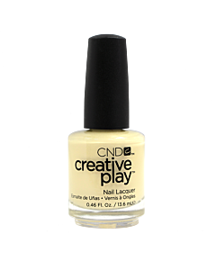 CND Creative Play Polish # 425 Bananas For You - bottle