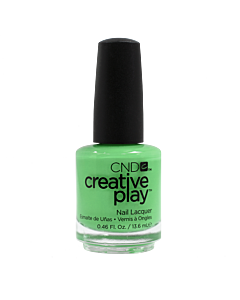 CND Creative Play Polish # 428 You've Got Kale - bottle