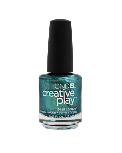 CND Creative Play Polish # 431 Sea the Light - bottle
