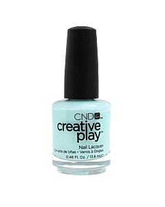 CND Creative Play Polish # 436 Isle Never Let You Go - bottle