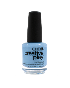 CND Creative Play Polish # 438 Iris You Would - bottle