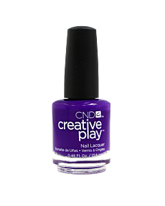 CND Creative Play Polish # 441 Cue the Violets - bottle