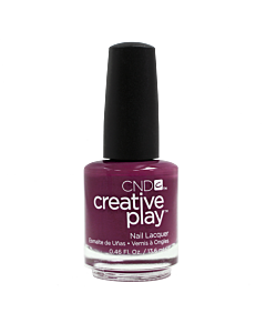 CND Creative Play Polish # 444 Raisin' Eyebrows - bottle