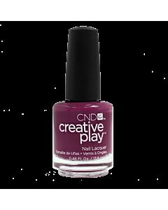 CND Creative Play Vernis # 444 Raisin' Eyebrows - bouteille