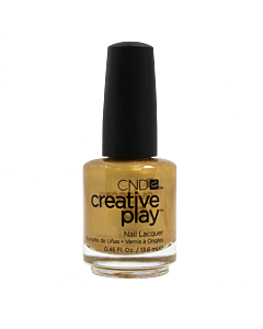 CND Creative Play Vernis # 445 Let's Go Antiquing - bouteille