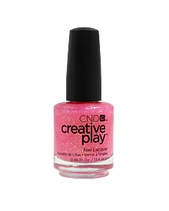 CND Creative Play Vernis # 471 Pinkle Twinkle rose