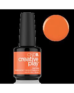 Gel Polish #495 Hold On Bright! CND Creative Play