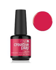 Gel Polish #411 Well Red CND Creative Play