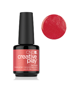 Gel Polish #419 Persimmon Ality CND Creative Play