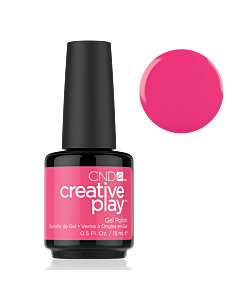 Gel Polish #474 Peony Ride CND Creative Play