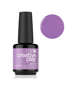 CND Creative Play Gel Polish #443 A Lilacy Story 0.5oz