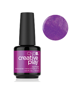 CND Creative Play Gel Polish #442 Fuchsia is Ours 0.5oz