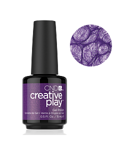 Gel Polish #455 Miss Purplelarity CND Creative Play