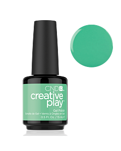 Gel Polish #428 Youve Got Kale CND Creative Play