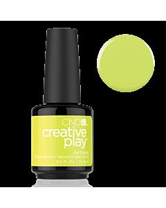 Gel Polish #494 Carou-Celery CND Creative Play