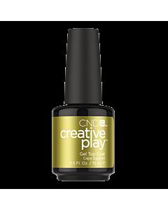 CND Creative Play Gel Polish Top Coat 0,5oz