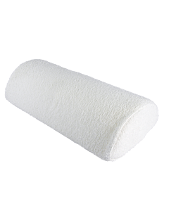 Coussin blanc neige