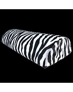 Black and White zebra print armrest