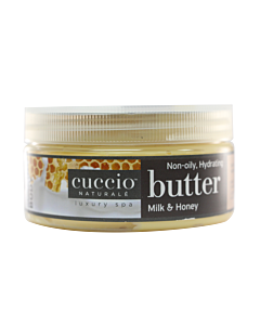 Cuccio Body Butter Milk & Honey 8 oz