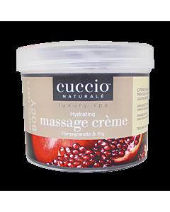 Cuccio Creme De Massage Pommegrenade 26oz