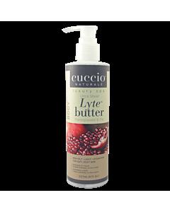 Cuccio Ultra Sheer Pomegranate and Fig 8 oz