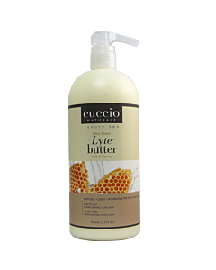 Cuccio Ultra Sheer Honey & Milk 32 oz