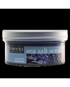 Cuccio Exfoliant Salt Lavender 19.5 oz