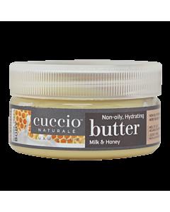 Cuccio Body Butter Miel & Lait 1.5 oz