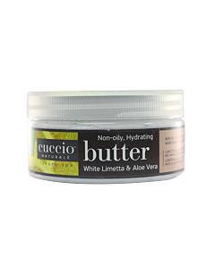 Cuccio White Limetta & Aloe Vera Body Butter 8 oz