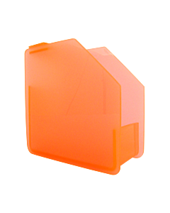 Nail Forms Dispenser - Orange