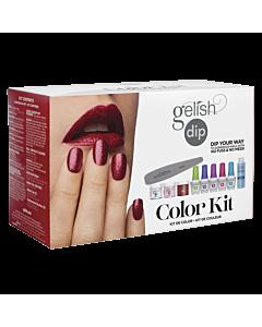 Gelish DIP Color Kit - Ensemble Couleurs
