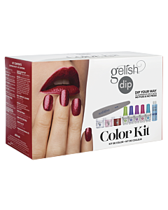 Gelish DIP System - Color