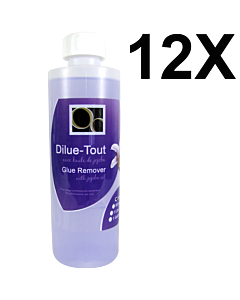 Glue Remover 250 mL (8oz) (12 Units)
