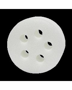 5 Holes Sponge (unit)
