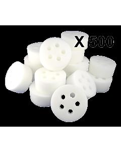 Éponge 5 Trous pour Dilue-Tout lot 500