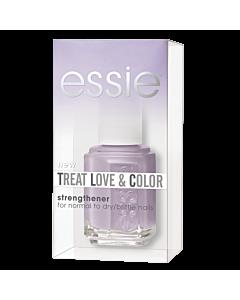 Vernis Essie Treat Love and Color Laven Dearly mauve - boite