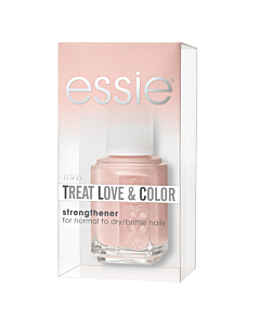 Vernis Essie Treat Love and Color Tinted Love pêche - boite