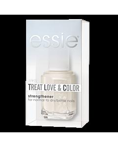 Essie Treat Love and Color Treat Me Bright white polish box