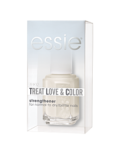 Vernis Essie Treat Love and Color Treat Me Bright blanc - boite