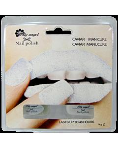 White Caviar Manicure Lily Angel