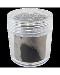 Decorative Foil Silver Black Clouds 48'' (FDAN14)