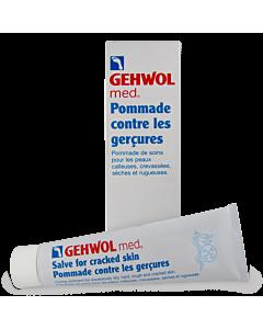 Gehwol Med Salve for Cracked Skin 125 mL